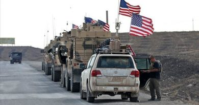 US forces quit Habaniya base in Iraq, pull Truman carrier out of Mid-East