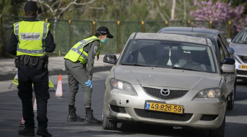 Netanyahu: Passover curfew, but hope for staged exit from coronavirus closures