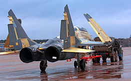 Russia delivers advanced MiG-29 fighters to Assad