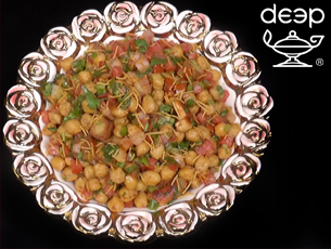 Kabuli Chana Chaat