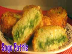 Sago Pattie