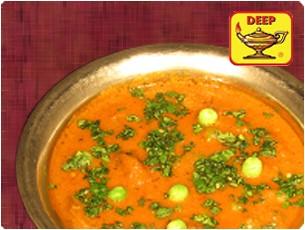 Mushroom Muttar Curry