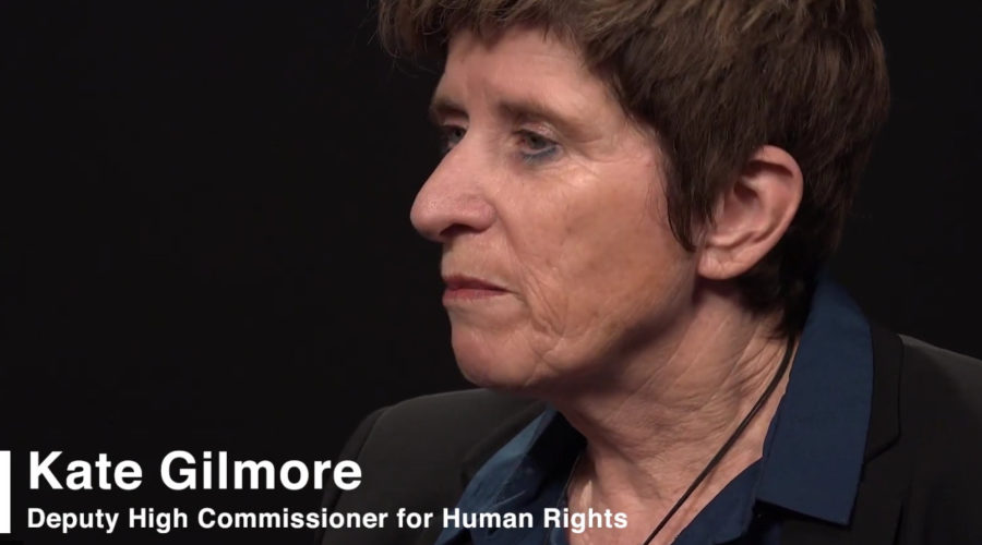 P2P Interview with Kate Gilmore, Deputy High Commissioner for Human Rights: Leave no one behind