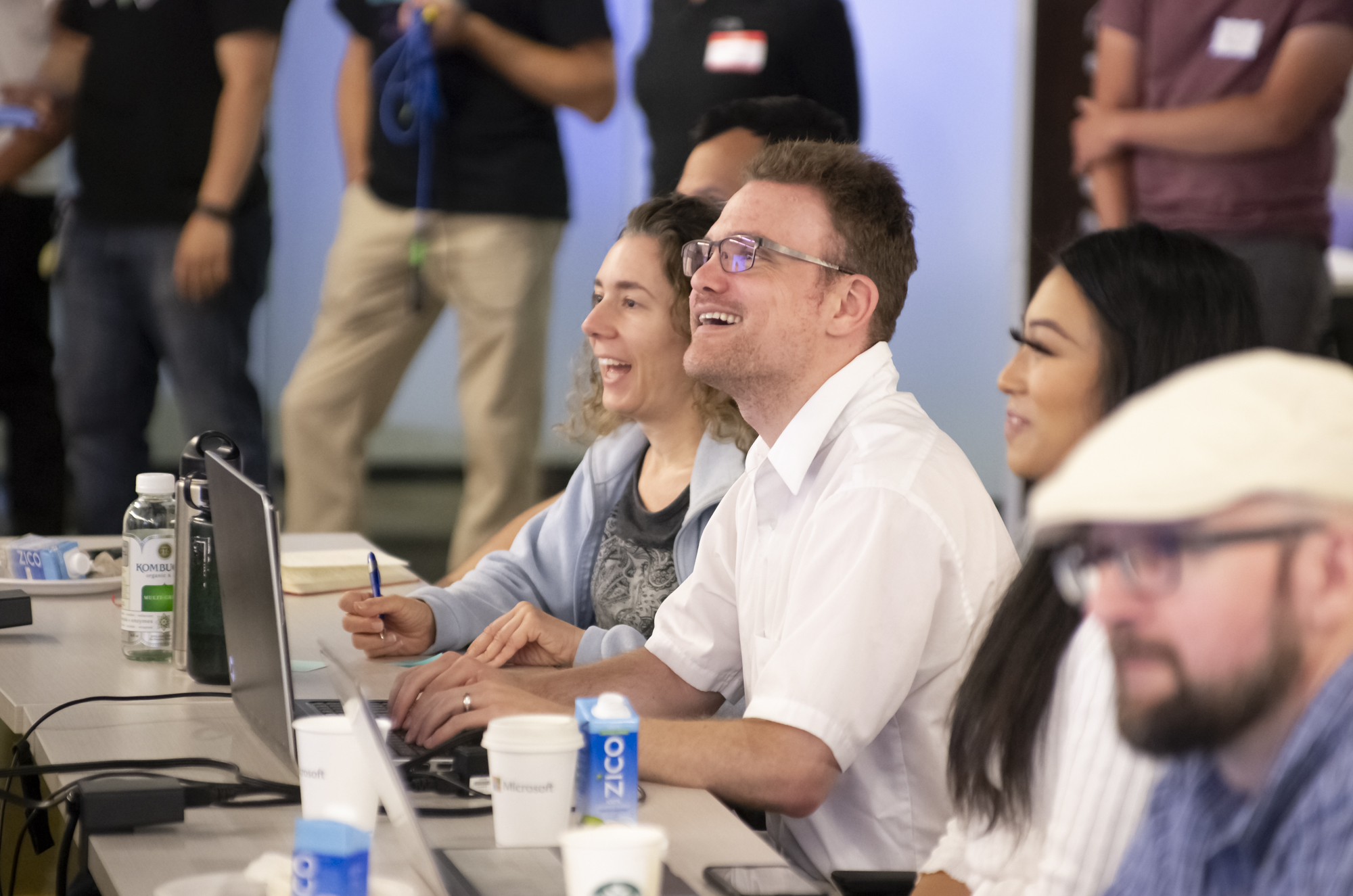 Corporate Hackathons: Bringing Companies and Communities Together, For Good