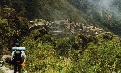 Camino Inca a Machu Picchu volpa_org