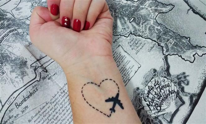 Tatuajes viajeros enviados por nuestros lectores