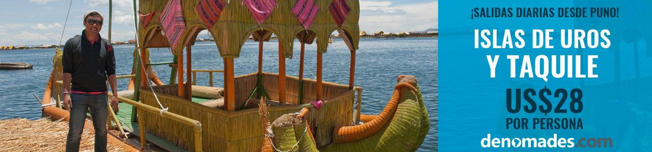 Tour Islas de Uros y Taquile