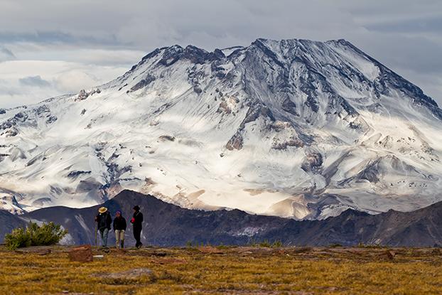 Trekking_en Chile_Altos_de_Lircay