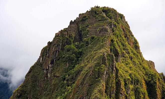 Flickr: Blake Read / Montaña Huayna Picchu