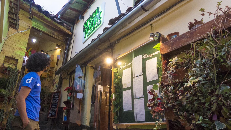 Restaurantes green Point en Cusco