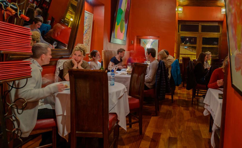 restaurantes en cusco