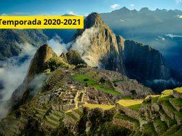 Restos arqueológicos de Machu Picchu