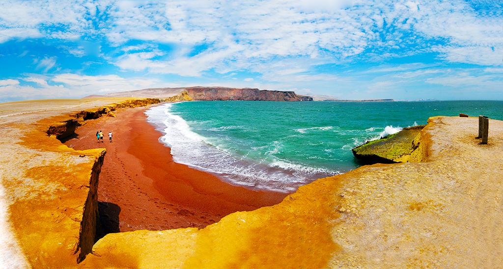 Las 10 Mejores Playas Del Peru Blog Denomades Informacion Y Guia De Viajes Que Hacer Ver Y Visitar
