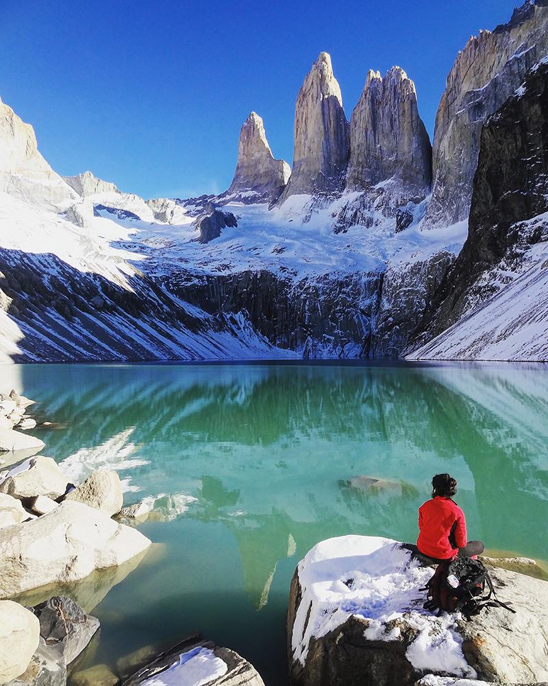 Base Torres del Paine
