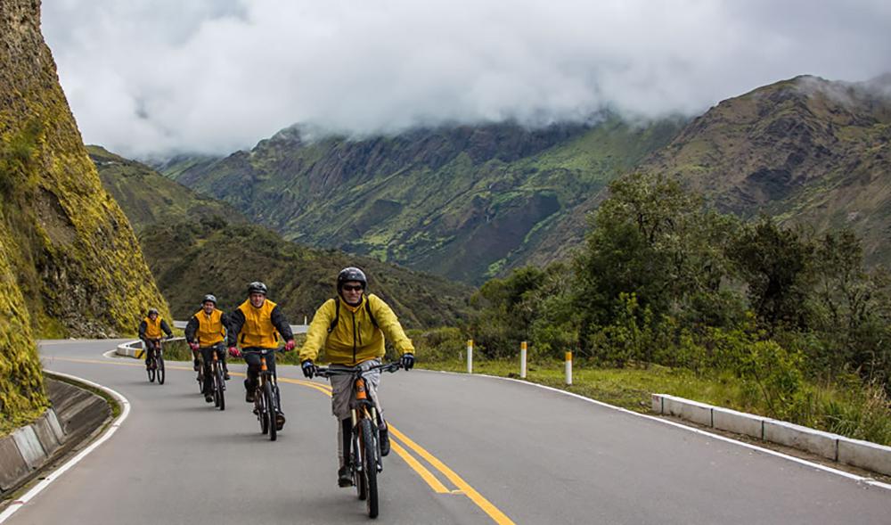 Inca Jungle bicicleta