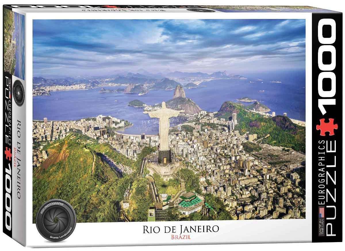 Rompecabezas de Rio de Janeiro