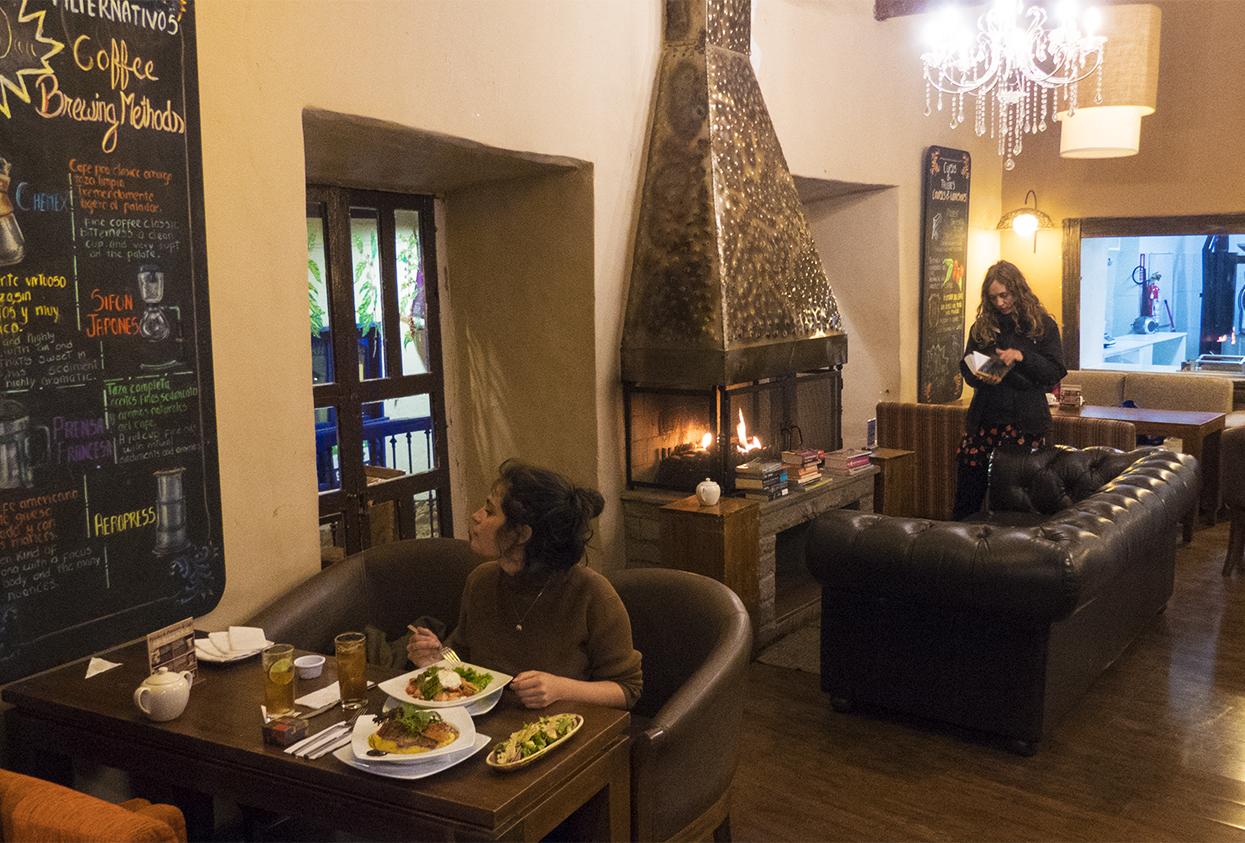 museo del cafe restaurantes de cusco