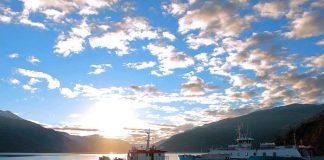 ferries en chile