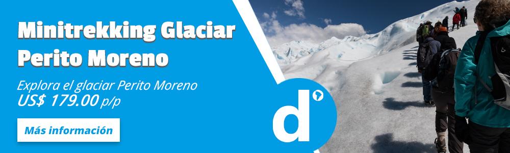 Minitrekking Glaciar Perito Moreno