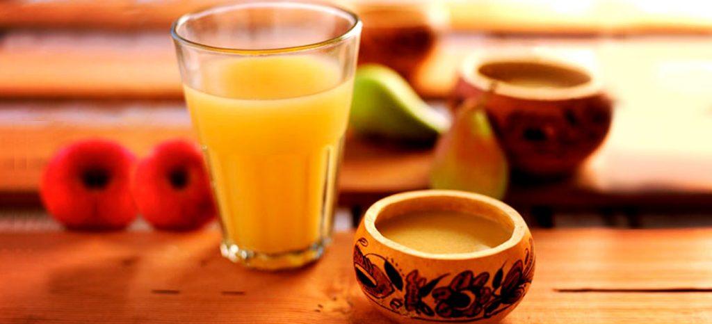 Bebida tipica del Perú en Catacaos