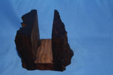 rustic napkin holder image 1