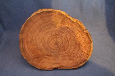 Image of ironwood rustic plate