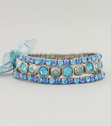 Light Blue Bracelet image 1