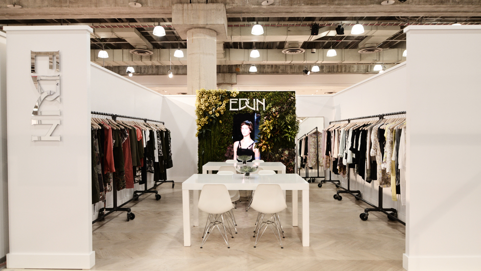 Edun coterie booth 3 by beau   bear