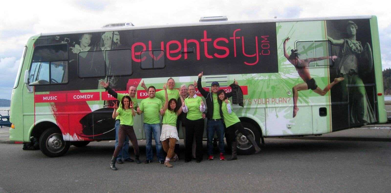 Eventsfy Team