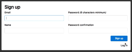 How to Design Devise Sign In and Password Reset Pages with