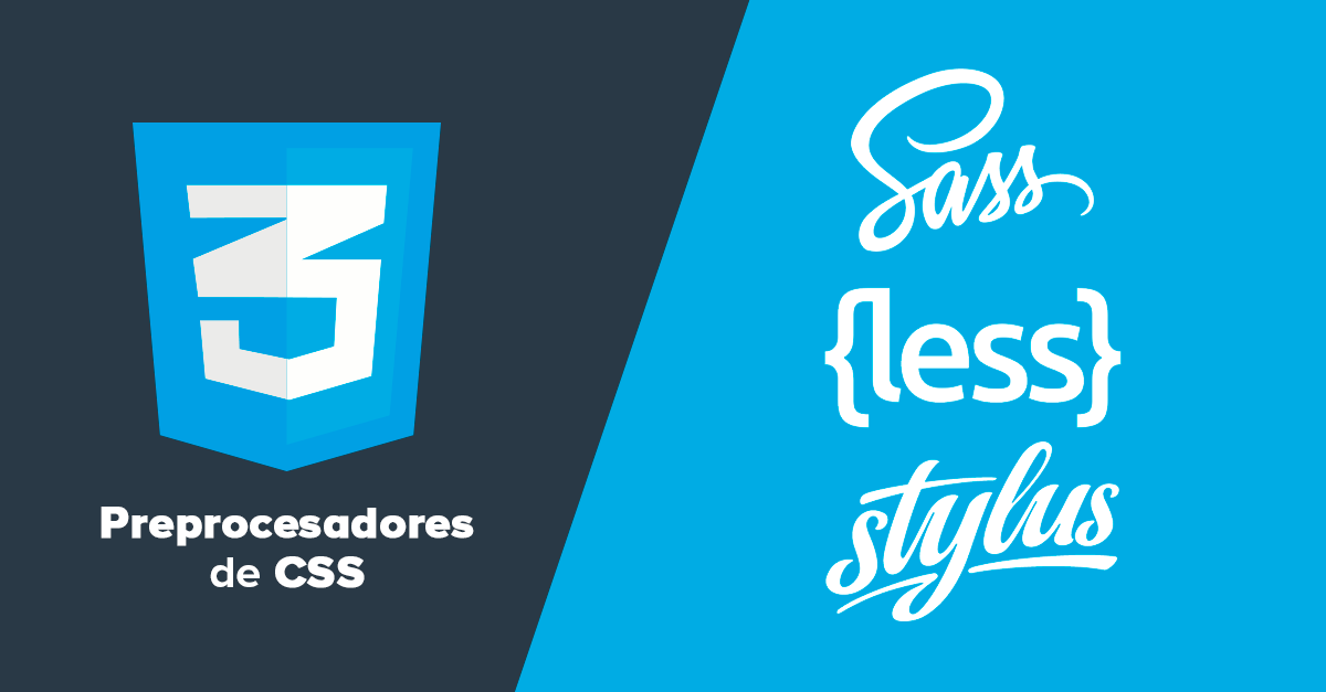 ¿Qué es un preprocesador de CSS?