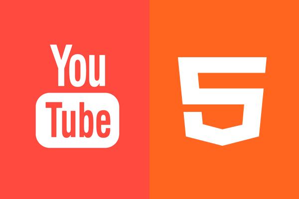 ¡Youtube dice adiós a Flash!