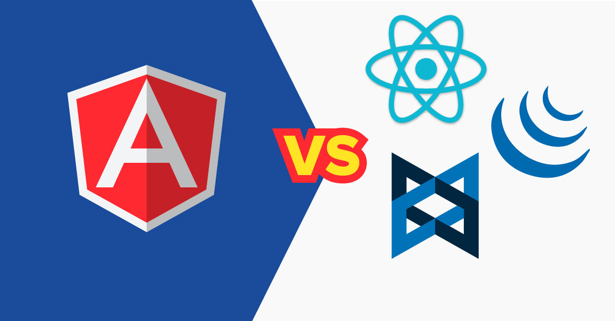 AngularJS vs BackboneJS, Jquery, ReactJS y otros
