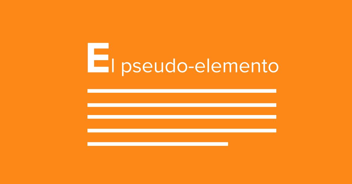 Cómo cambiar estilos de la primera letra de un texto