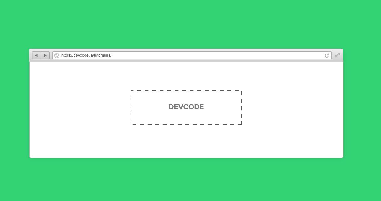 Cómo centrar un DIV con CSS