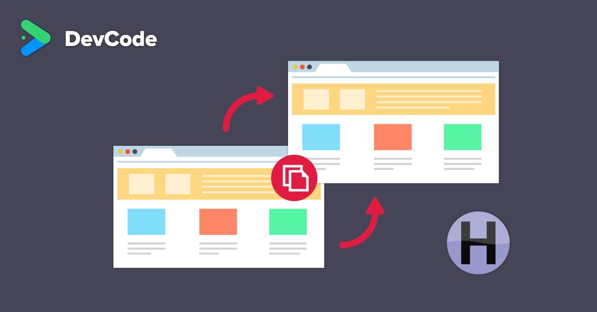 Cómo clonar un sitio web