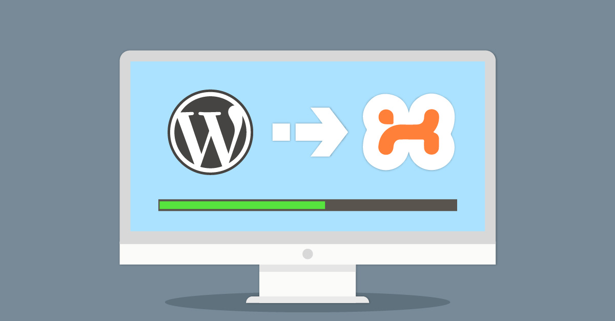 C mo instalar wordpress en xampp for Como poner un vivero