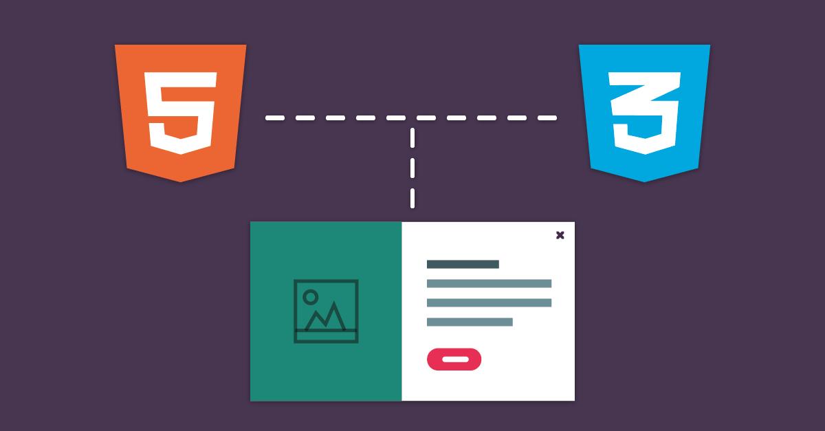 Crear ventana modal solo con CSS3 sin JavaScript