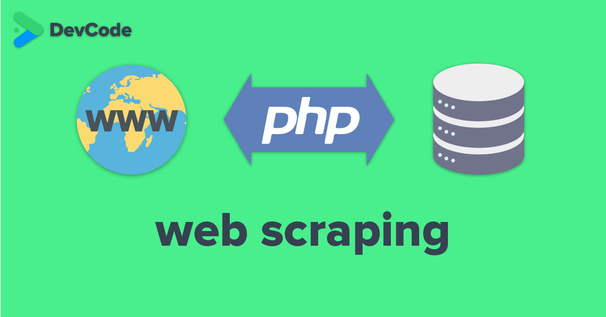 Hacer web scraping con PHP