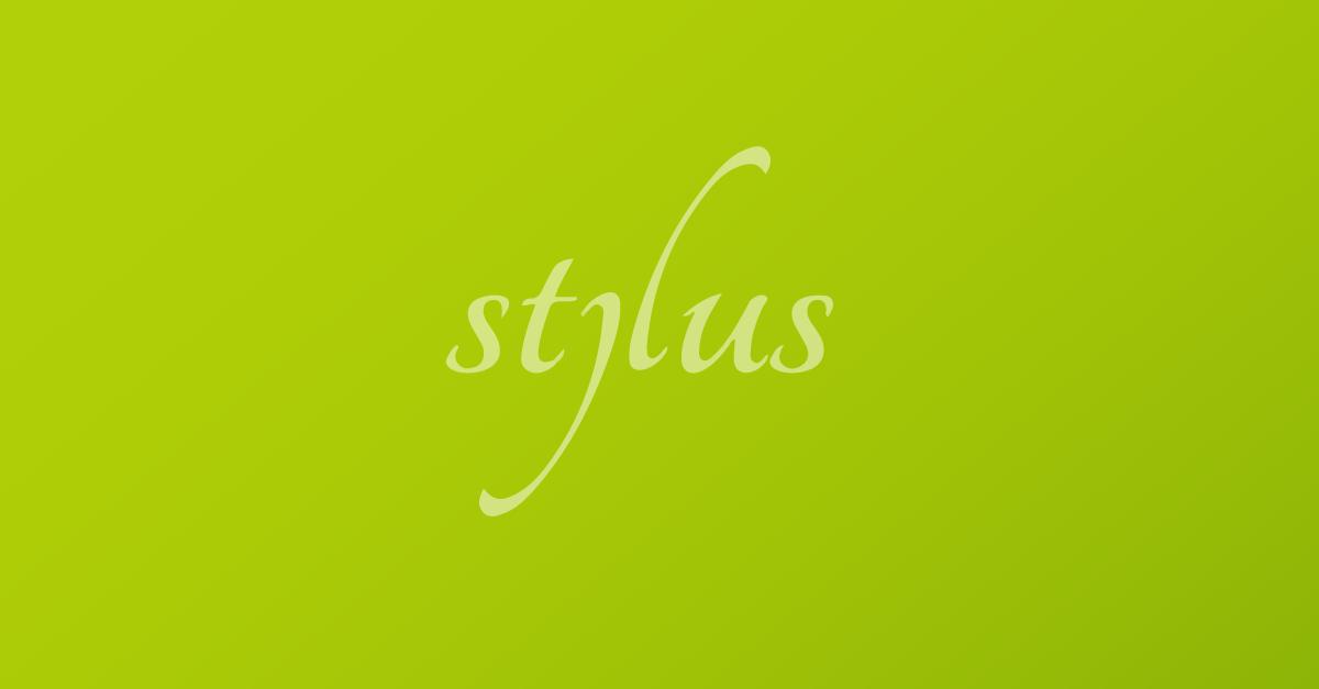 Instalación de Stylus