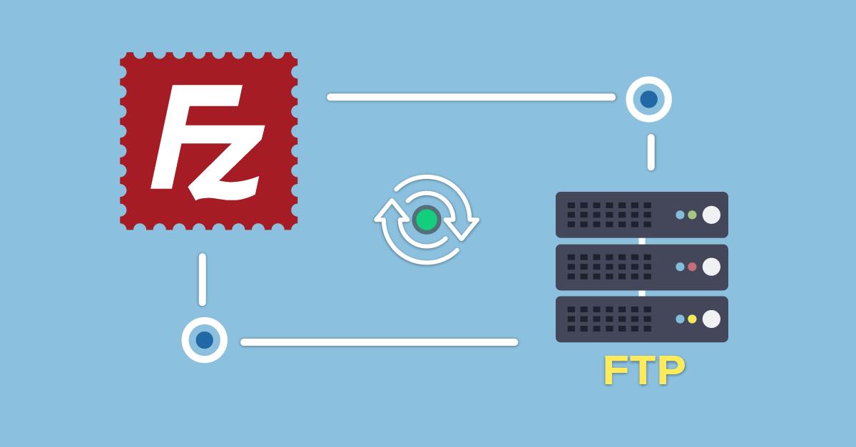 Instalar Filezilla Client para conectarse a un servidor FTP