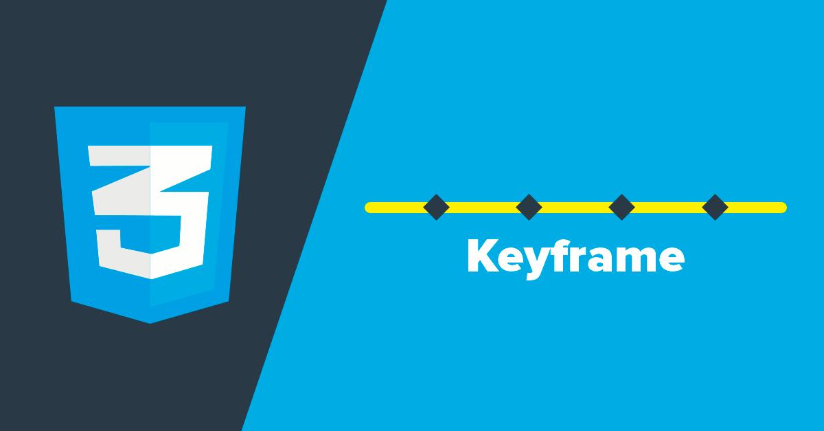 Keyframes de CSS