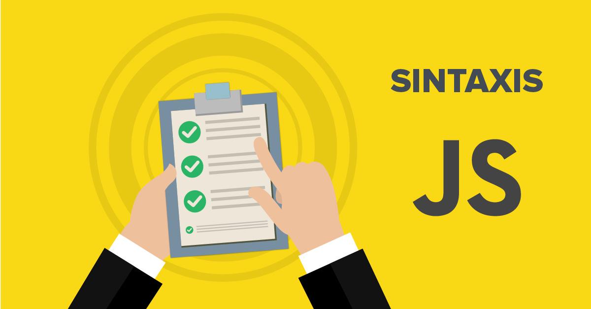 Sintaxis en JavaScript