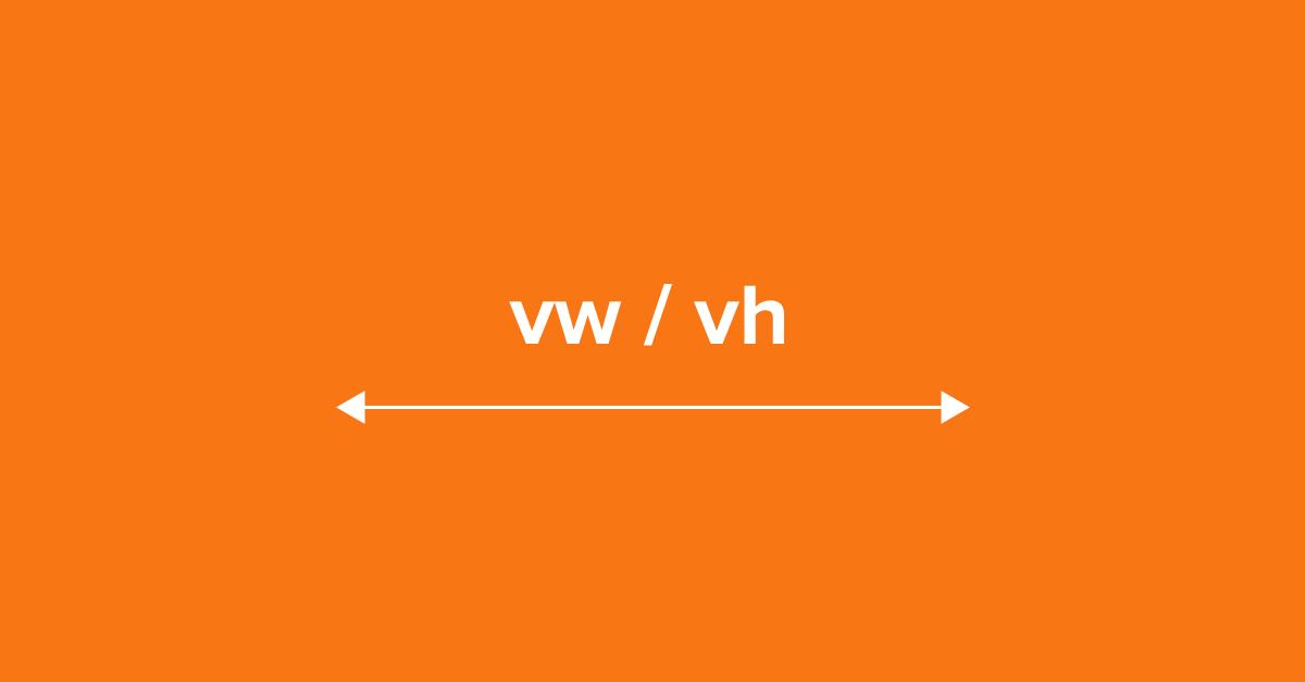 Unidades VH y VW de CSS3