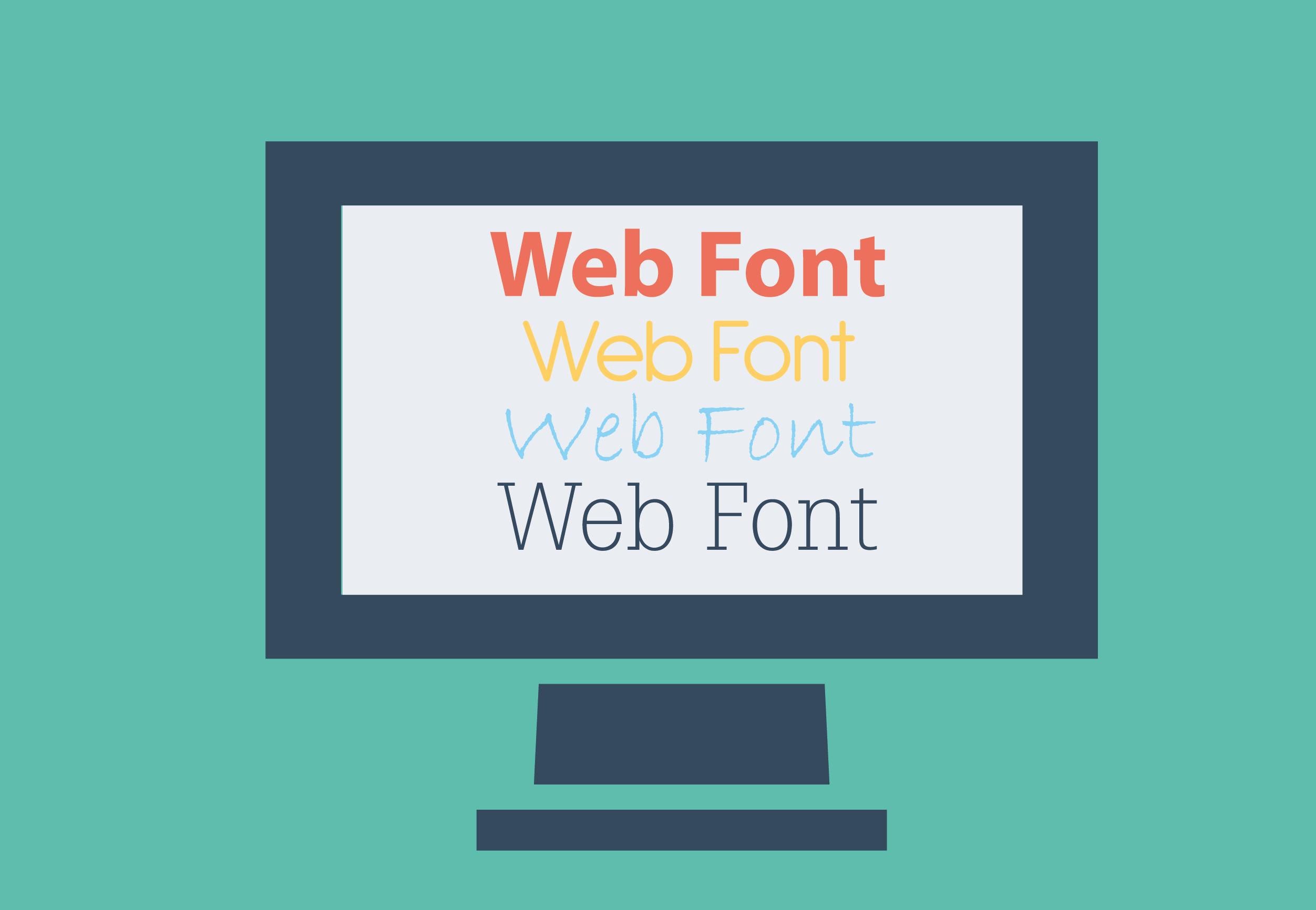 Web Fonts en Bootstrap