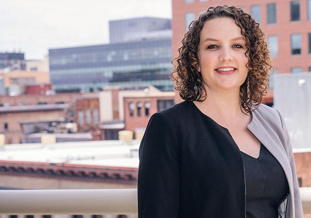 person image - Claire E. Mueller
