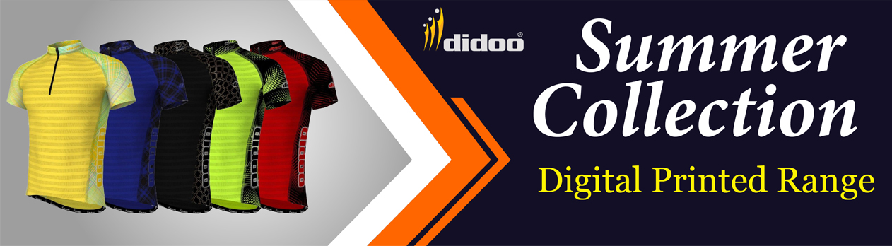 Didoo Sports Cycling Cloths