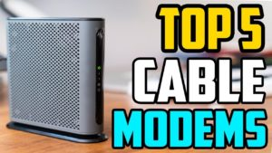 Best Cable Modem Of 2020