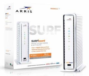 ARRIS SURFboard SBG6900AC Docsis 3.0 16x4 Cable Modem