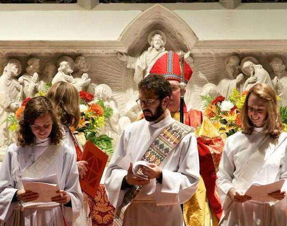 Diaconal ordination 2013